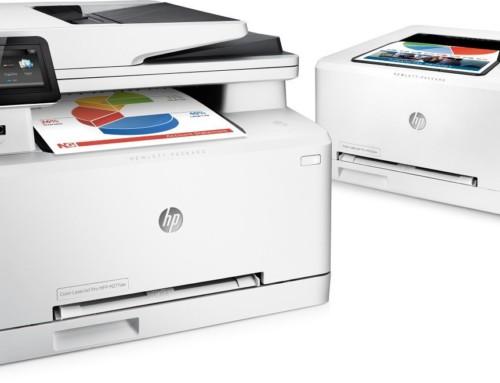 Stampante Multifunzione HP LaserJet Pro M277dw